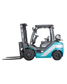 Czołowy wózek KBG25 (Długość wideł 1220 mm)